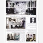 כתבה על הסלון של חיים סיון בהד ליין